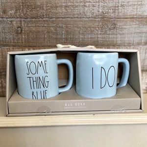 Rae Dunn Wedding Collection Mug Set